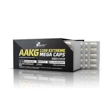 AAKG 1250 Extreme MC - 30caps (blister do opak 10)