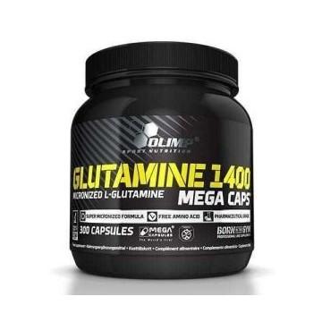 L-Glutamine 1400 MC - 300caps.