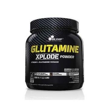 Glutamine Xplode - 500g - Lemon