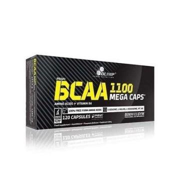 BCAA - 120caps.