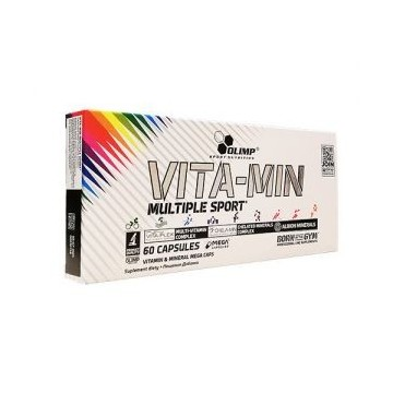 Vita-Min Multiple Sport - 60caps.