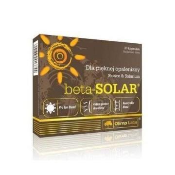 Beta Solar - 30caps.
