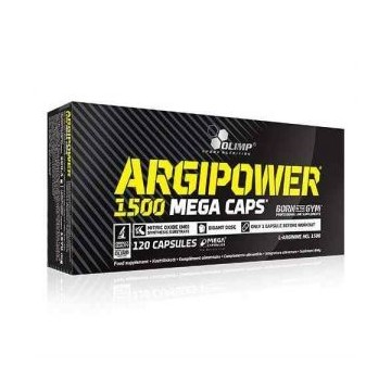 Argi Power - 120caps.
