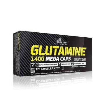 L-glutamine MC - 30caps. - (blister)