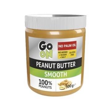 Peanut Butter 100% Peanuts - 500g - Smooth ( masło orzechowe )