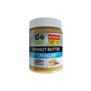Peanut Butter 100% Peanuts - 500g - Crunchy (Masło Orzechowe)
