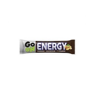 Baton Go On Energy - 50g - Peanut Caramel (24pcs per box)