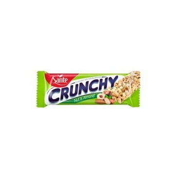 Baton Crunchy -  35g - Nut&Almond (24 Pcs per box)