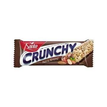 Baton Crunchy - 40g - Nut-Almond Chocolate (25 pcs per box)