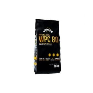 100% Natural WPC 80 Herkules - 700g - Natural