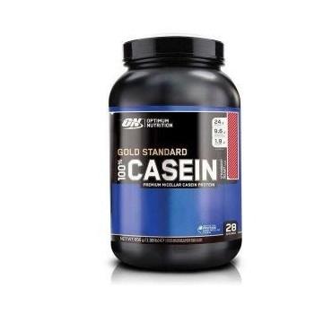 100% Casein Protein - 896g - Strawberry