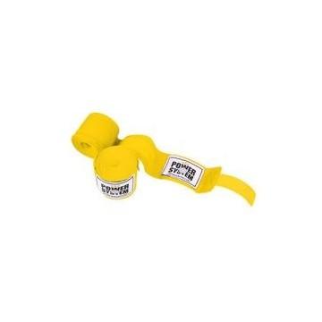Bandaż Bokserski - Boxing Wraps - 4m - Yellow