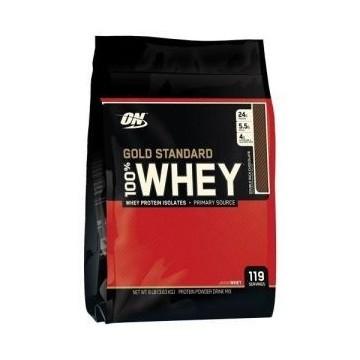Whey Gold Standard - 4540g - Vanilla Ice Cream