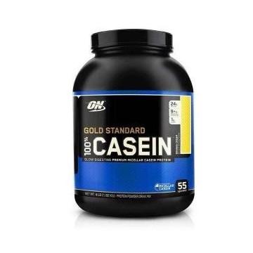 100% Casein Protein - 1818g - Vanilla
