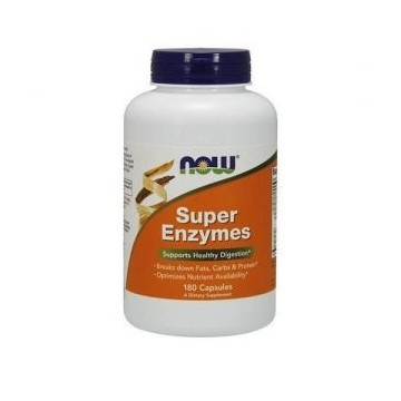 Super Enzymes - 180caps.