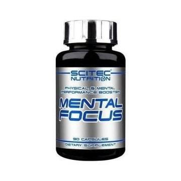 Mental Focus - 90caps.
