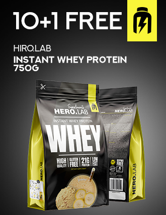 INSTANT WHEY PROTEIN 10+1!